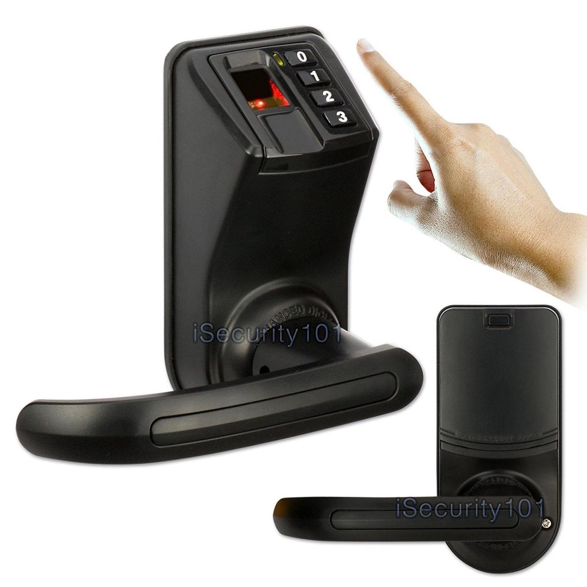Review: Adel LS9 Biometric Fingerprint Keyless Door Lock