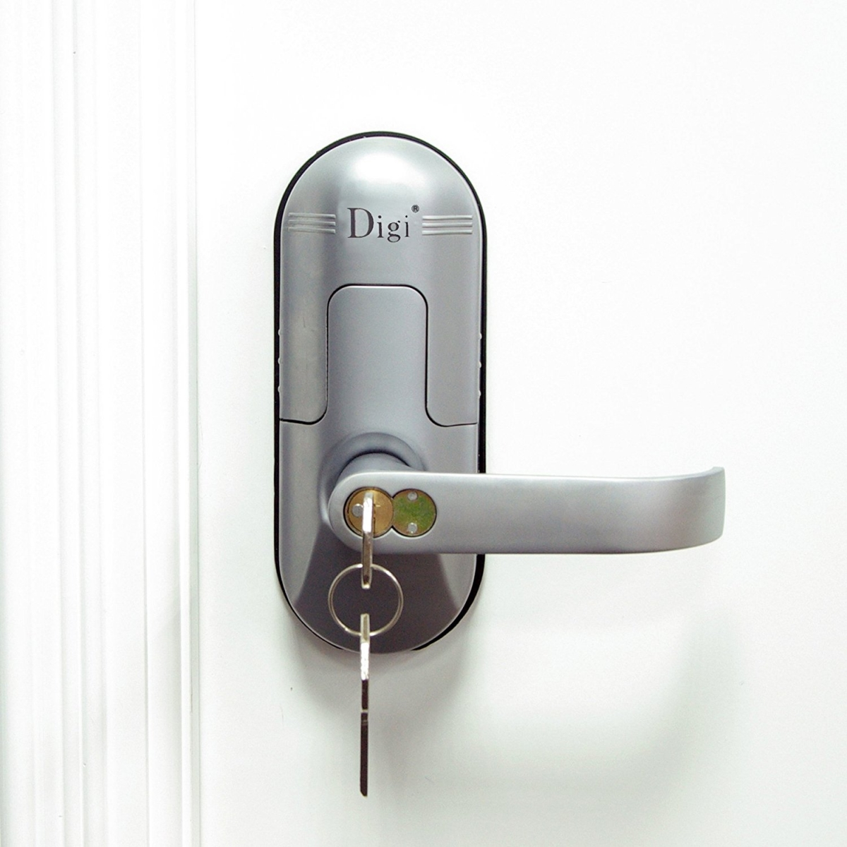 Review Assa Abloy 6600 98 Biometric Fingerprint Keyless