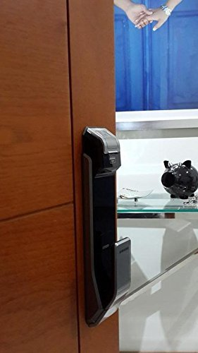 Review: Samsung SHS-P718 LBK/LMK Biometric Fingerprint